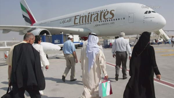 Emirates Airbus A380 completes longest ever passenger flight