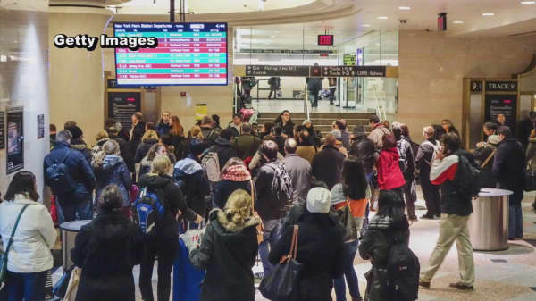 NJ Transit strike looms to paralyze NYC commute