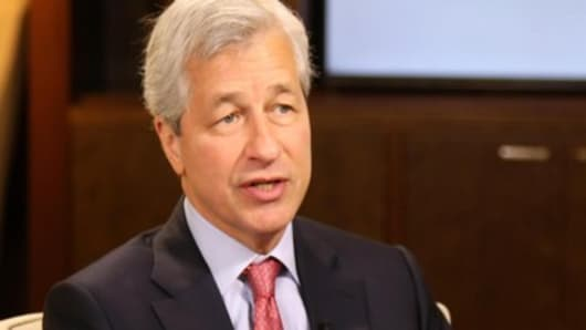 Jamie Dimon: Negative rates not in the cards