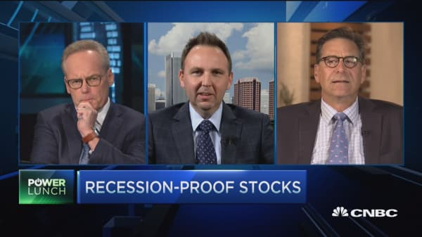 Recession-proof stocks