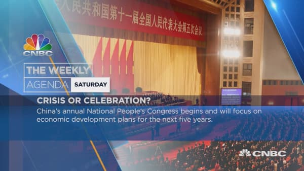Weekly agenda: Cyprus, SXSW, Justin Trudeau