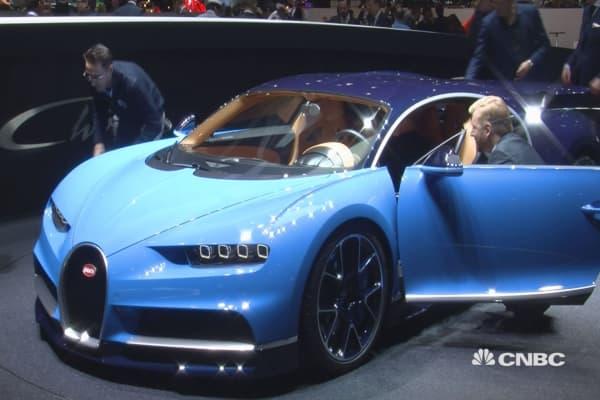 Ferarri, Lamborghini or McLaren?