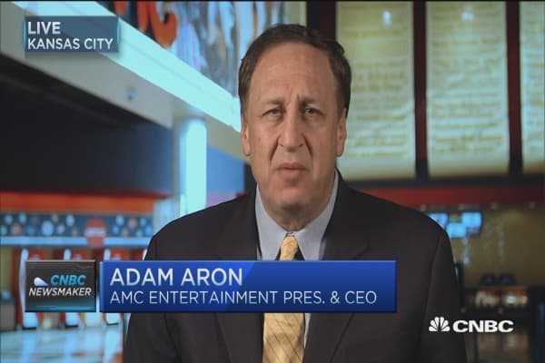 AMC CEO: I believe in industry consolidation