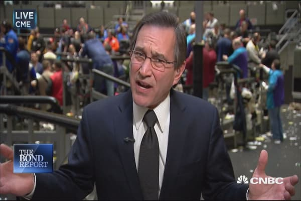 Santelli: Hard for the Fed not to normalize