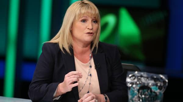 Tracey Massey, president, Mars Chocolate North America.
