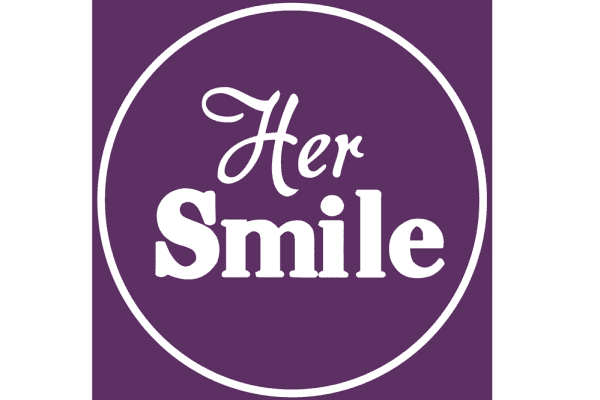 The logo for dating service HerSmile