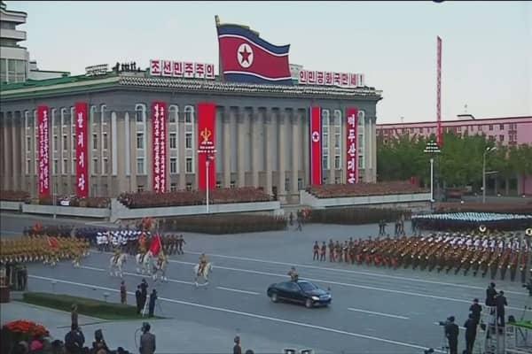 North Korea threatens nuclear strike on US, South Korea