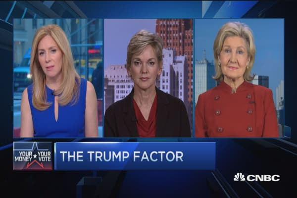 GOP race is not over: Kay Bailey Hutchison