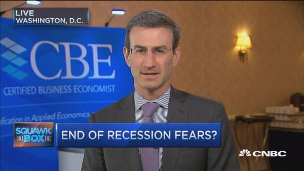 No recession but economy still not growing: Peter Orszag