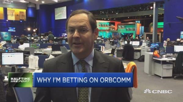 Buy Orbcomm: Expert