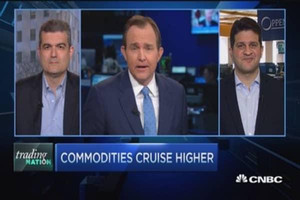 Commodities head fake: Pro