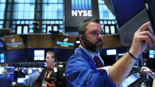 United States stocks open higher despite soft jobs data