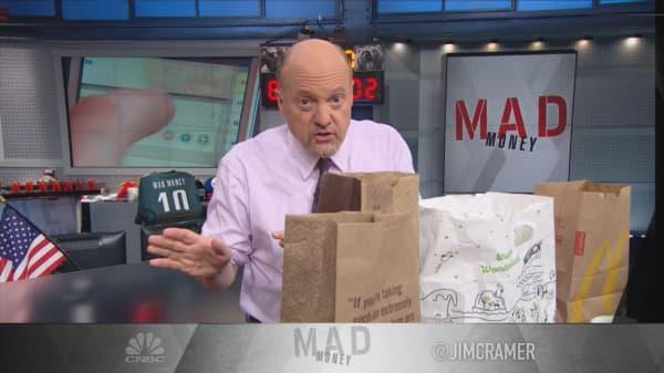 Cramer: The shake-out in restaurants has begun