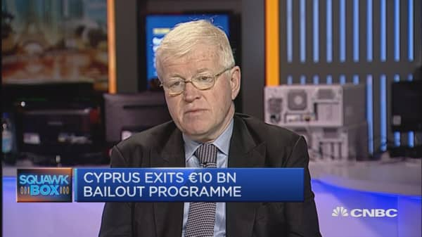 Ireland v Cyprus: which is recovering better?