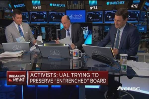 Cramer on United: I fail to see activists' anger