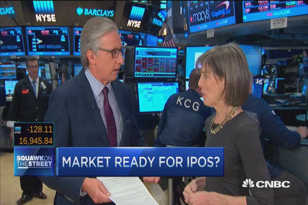 Market ready for IPOs?