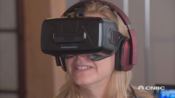 Amazon's virtual reality venture