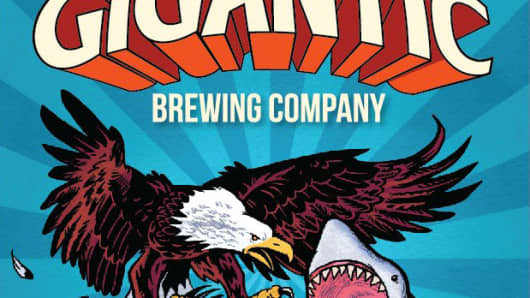 Gigantic Brewing Catch 23