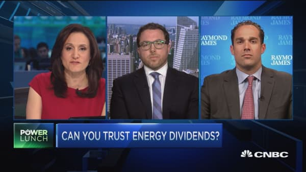 Which energy dividends are safe?
