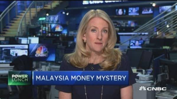 Malaysia money mystery