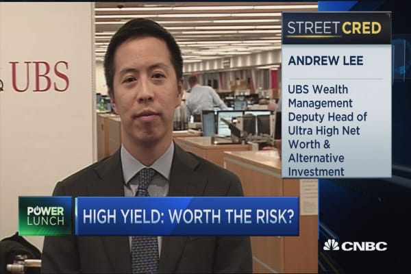 High yield: worth the risk?