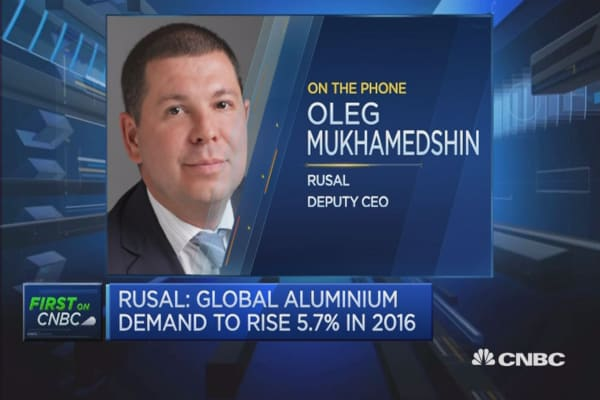 Rusal earnings hit by poor price environment