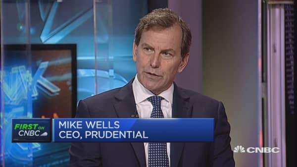 China is mis-read by the West: Prudential CEO