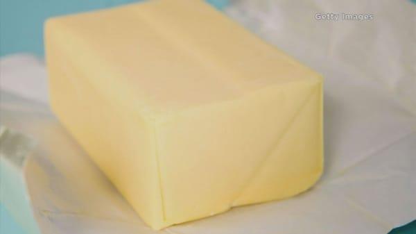 Butter makes a comeback