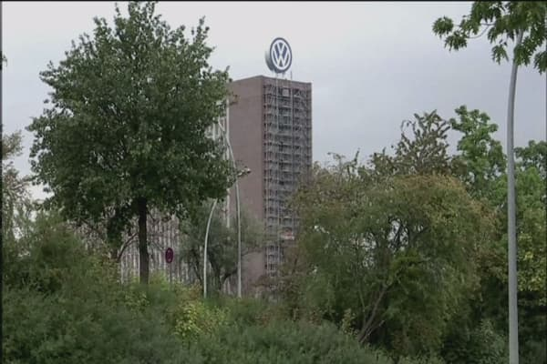 Volkswagen gets US subpoena