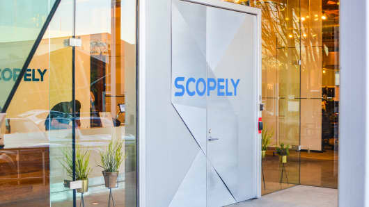 Scopely's office