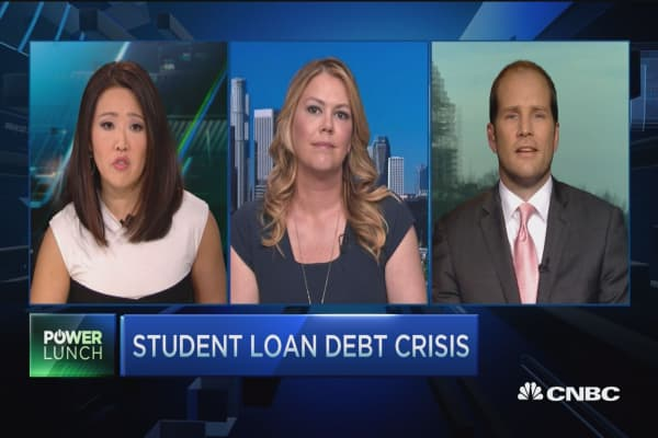 The real problem with student loan debt
