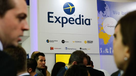 Expedia INC Del (EXPE) Holding Has Upped by Steadfast Capital Management Lp