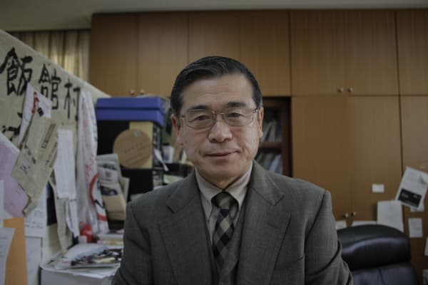 "Iitate's mayor Norio Kanno says he was ""completely ignorant"" of the dangers of nuclear energy before his village was destroyed by the Fukushima meltdown."