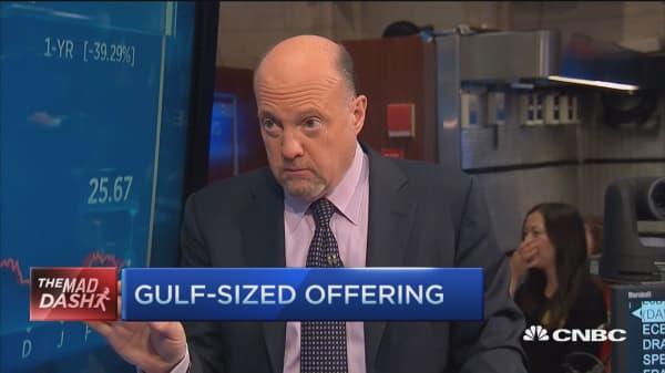 Cramer's Mad Dash: Nat gas data 'blew me away'
