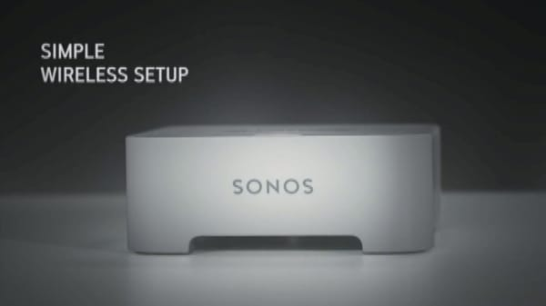 Sonos switches gears