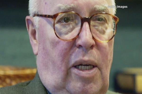 Wall Street legend John Gutfreund dies at 86