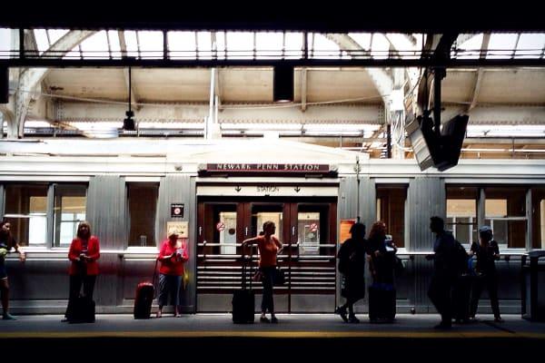 Newark Penn Station, New Jersey