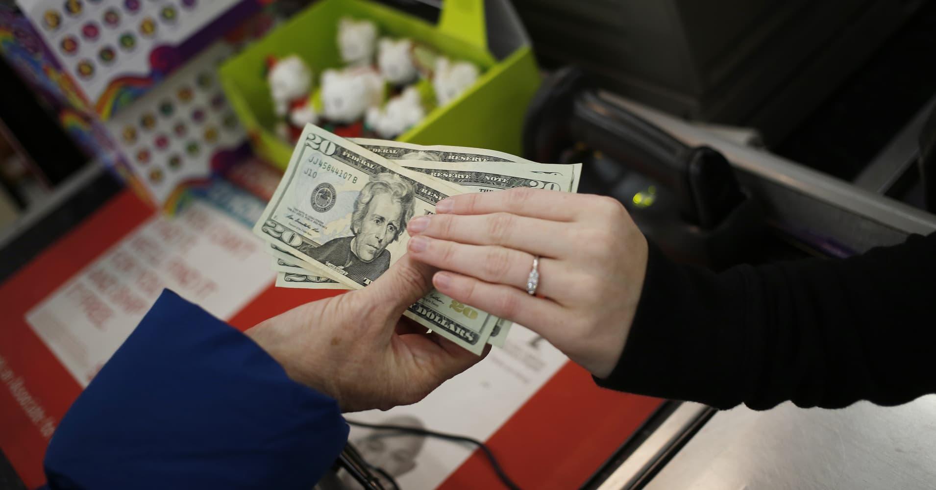 weak consumer spending  trade seen hurting us first