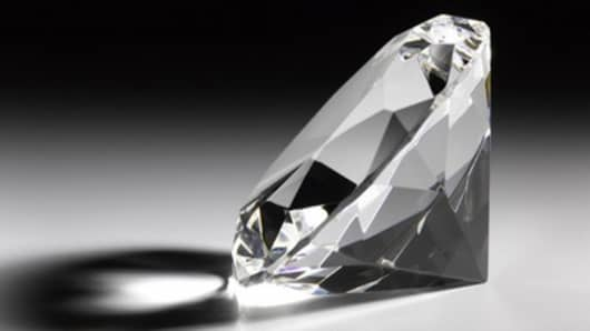 8 crazy ways to use diamonds