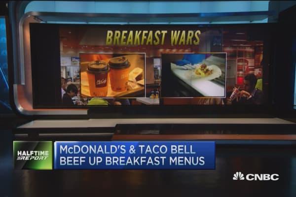 Taco Bell vs. McDonald's