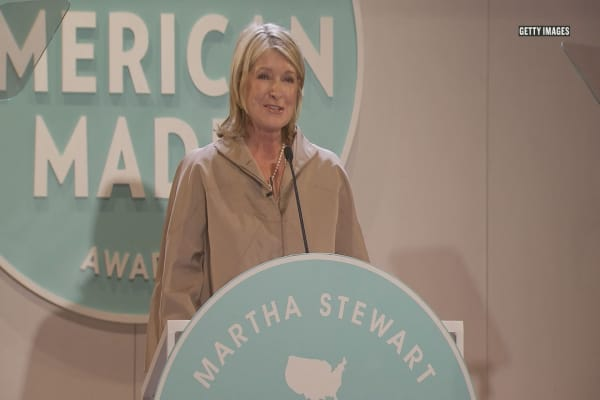 Martha Stewart's secrets to success