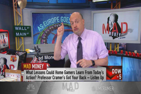 Cramer: Stop being a herd animal! Top 3 lessons