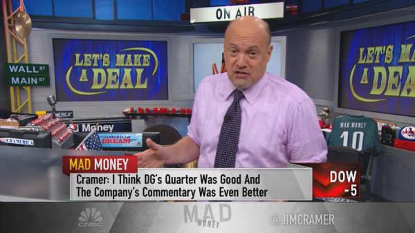 Cramer: Earnings that shocked rich Wall Street