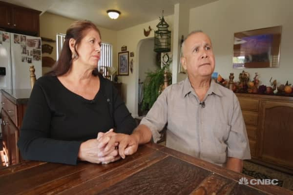 One couple's nightmare: $85K in debt and facing retirement