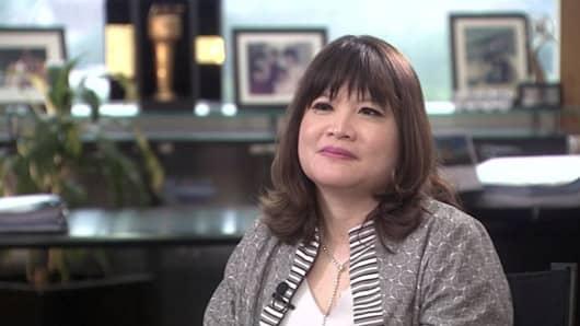 Shinta Widjaja Kamdani, CEO of Sintesa Group.