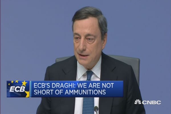 ECB delivers major stimulus package