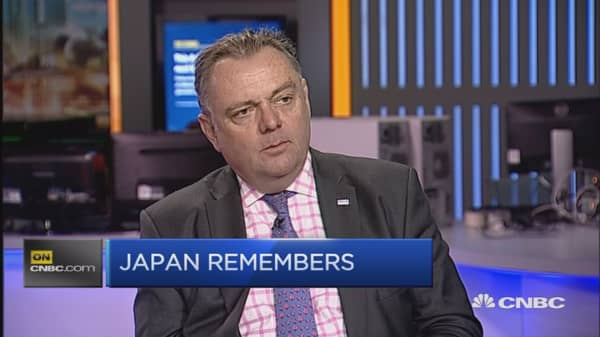 Are markets frustrated with the Bank of Japan?