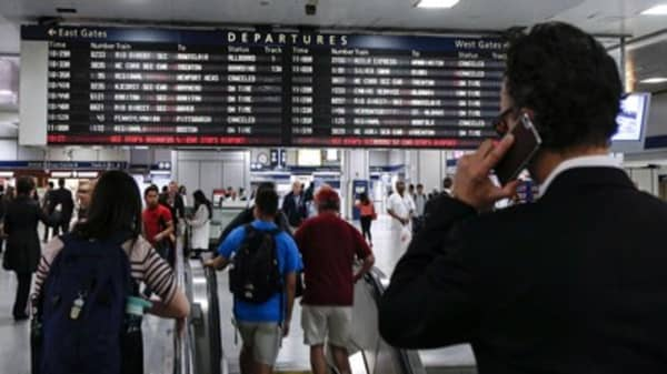 NJ Transit strike looms