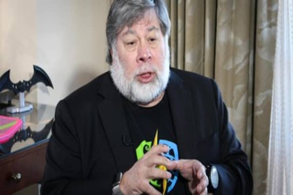 Why Apple's co-founder is in love with Amazon Echo