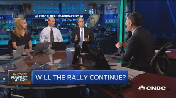 Will the rally continue?